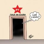 POLÍCIA, PROPAGANDA E A PALHAÇADA GENERALIZADA.