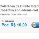 Livros para Concursos Públicos a R$ 10,00