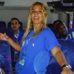 MEMBROS COLABORADORES DO ESPAÇO NOVO SER EM ATIVIDADE NO RÚGBI ADAPTADO