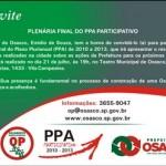 PPA Participativo – Osasco consolida mais um espaço de democracia