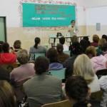 Prefeitura de Osasco orienta profissionais da rede municipal de ensino sobre a Gripe A