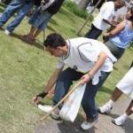 Secretaria de Meio Ambiente de Osasco organiza mais um mutirão de limpeza