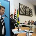 Emidio propõe a criação de uma Câmara Técnica para acompanhar os cronogramas da Sabesp
