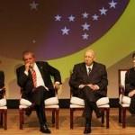Prefeitode Osasco, Emidio de Souza, prestigia homenagem ao vice-presidente José Alencar