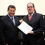 Prefeitura de Osasco firma convênio com a Câmara Venezuelana-Brasileira de Comércio e Indústria