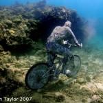 Museu subaquático para proteger arrecifes