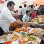 Prefeito Emidio participa de Almoço Especial de Natal com servidores de Osasco