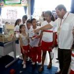 Prefeito visita 2ª Feira de Ciências da Secretaria de Educação de Osasco
