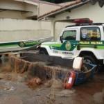 Paraná – Policia Ambiental realiza fiscalização para combater pesca predatória no interior
