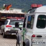 Polícia Ambiental apreende 20 toneladas de pescados irregular em SP