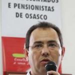 Secretário de Saúde de Osasco, Gelso de Lima participa de debate na UAPO