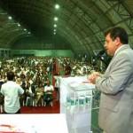 Prefeito Emidio de Souza e secretária Mazé abrem o Encontro Internacional de Educação de Osasco