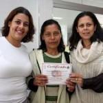 Fundo Social de Solidariedade de Osasco entrega 890 certificados de cursos do Espaço Criar