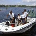 Polícia Ambiental realiza Operação Mananciais na Billings