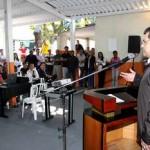 Prefeito de Osasco participa de inauguração da reforma da Associação Educacional Pixote