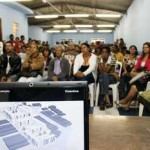 Emidio se reúne com moradores da Vila Vicentina, em Osasco