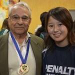 Vice-prefeito de Osasco recebe atletas dos Jogos Regionais