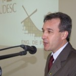 Ministro Gregolin profere aula inaugural do primeiro curso de Engenharia de Pesca de Santa Catarina