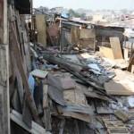 Em Osasco, 122 famílias começam a deixar barracos para obras da 2ª etapa de urbanização da Vila Vicentina