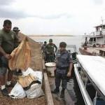 No Amazonas, balsa transportava 1 tonelada de peixe ameaçado de extinção