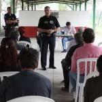 Presidente Altino discute segurança com o comando da Guarda Municipal de Osasco