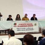 Osasco promove III Encontro Municipal de Alimentação Adequada