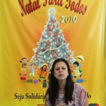 """Primeira-dama abre campanha """"Osasco – Natal para Todos 2010"""""""