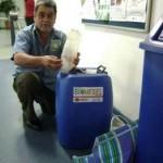 Projeto Biodiesel Osasco está entre os pré-finalistas do 3° Prêmio ANA