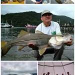V Campeonato de Pesca de Robalos em Bertioga/SP – Nelson Nakamura