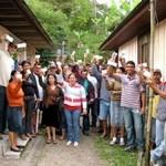 Ministério realiza atendimento durante visitas as famílias de pescadores no Paraná
