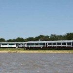 Expedição do Ibama flagra assoreamento do rio Paraguai