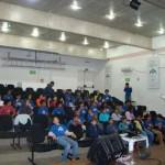 Crianças e jovens recebem informações sobre preservação do meio ambiente em Osasco