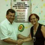 Prefeito de Osasco entrega reforma da Emei Professora Maria Bertoni Fiorita