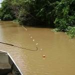 Operação Araguaia e Paranaíba Vivos – Piracema 2010 apreende quase 3 mil metros de redes