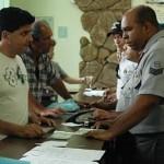 Campanha da Marinha em Iguape atendeu cerca de 250 pescadores da região