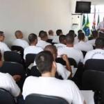 Guardas Civis de Osasco participam de curso de ascensão para cargo de inspetor