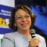 Ideli Salvatti ministra da Pesca quer peixe na merenda escolar