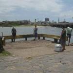 Veranistas devem ter Licença de Pesca Amadora para pescar no Rio Tramandaí