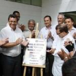 Prefeito Emidio e secretário de Saúde, Gelso de Lima, entregam reformas de 2 UBS em Osasco