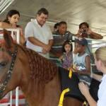 Prefeitura de Osasco reforma Parque Chico Mendes e Centro de Equoterapia