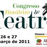 Osasco sedia Congresso Brasileiro de Teatro
