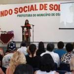 Fundo Social de Osasco entrega certificados a alunos do Espaço Criar