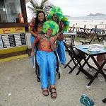 NOVO SER E AMIGOS NO DESFILE DA EMBAIXADORES DA ALEGRIA 2011