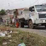 Operação Cidade Limpa de Osasco retirou mais de 4.000t de entulhos até março