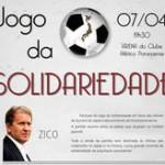 Ingressos para Jogo da Solidariedade  estão à venda na Arena do Atlético