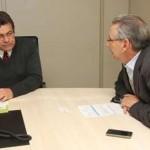 Prefeito de Osasco, Emidio de Sousa, se reúne com secretário estadual de Habitação
