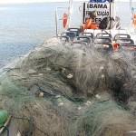 Fiscalização revela pesca irregular em Lagoa Mirim / RS