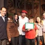Prefeito Emidio e deputado João Paulo prestigiam premiação do X Festival de Curtas de Teatro de Osasco