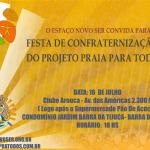 FESTA DE CONFRATERNIZAÇÃO PPT