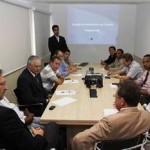 Prefeito de Osasco, Emidio de Souza, apresenta Projeto de Atendimento ao Cidadão 156 para os vereadores